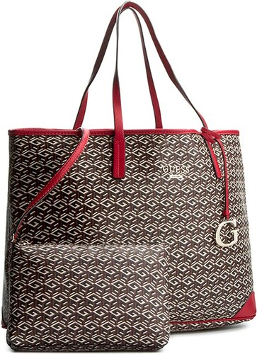 cefecae1e6 Kabelka GUESS - G Cube (DG G-Tote) HWDG45 63240 RED - Glami.cz