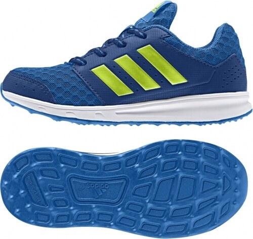 Dětské boty adidas Performance lk sport 2 k (Tmavě modrá   Žlutá   Modrá) 2a5a89ec5e