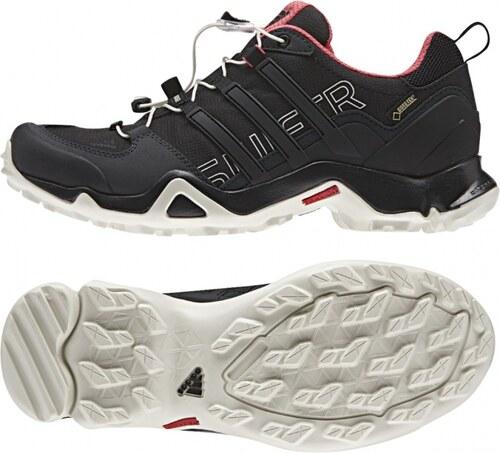 Outdoorové boty adidas Performance TERREX SWIFT R GTX W (Šedá   Černá    Růžová) 6cc5b16cd0