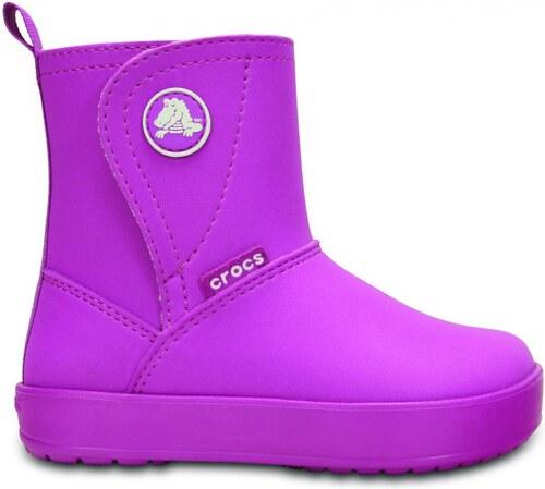 5370f180e45 Crocs ColorLite Snug Boot Kids - Glami.cz