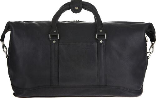aa43966df6 XL cestovní taška z hovězí kůže Jahn-Tasche 697 černá - Glami.cz
