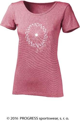 c3f65d0ee4 Sasa dámské bambusové tričko (růžová) - Glami.cz