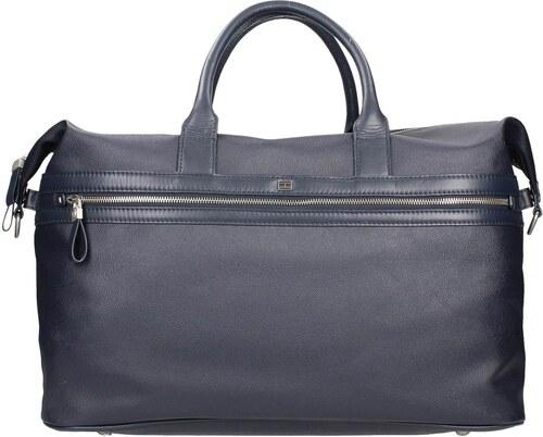 Tommy Hilfiger Cestovní tašky BM56924707475 Travel Bag Men Leather Tommy  Hilfiger 27ddc3f344