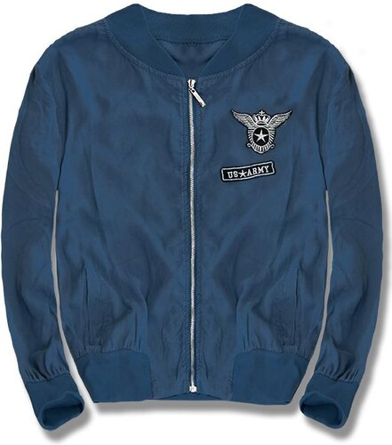 Pilotenjacke dunkelblau BB125