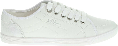 3ba236569a6 s.Oliver dámská obuv 5-23631-26 bílá - Glami.cz