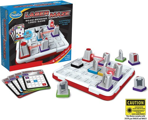 Thinkfun Logikspiel, »Spiel Laser Maze«