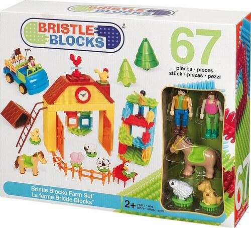 Bristle Blocks Bausteineset, »67 Teile Farm Set«