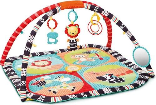 Kids II Krabbeldecke mit Spielbogen, »Roaming Safari Activity Gym«