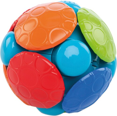 Kids II Spielball mit Soundeffekten, »Oball Wobble Bobble«