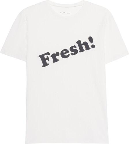 Boy T Fresh White Black