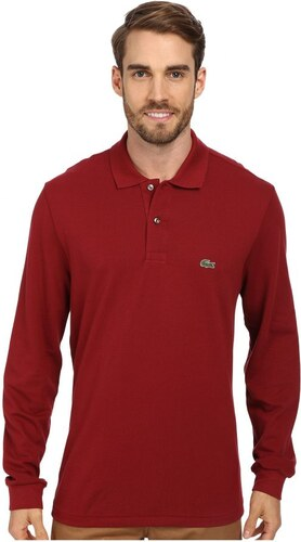 47db008bb65 Lacoste LACOSTE pánské triko s dlouhým rukávem L S Classic Pique ...