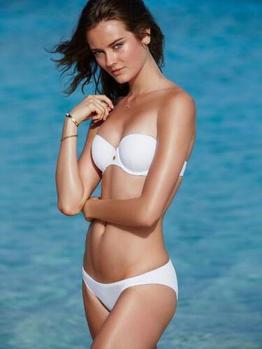 Victoria s Secret dámské plavky Push-Up - Glami.cz 353f473bc7
