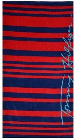 Tommy Hilfiger plážová osuška Signature Stripe - Glami.cz 0db7eacac1