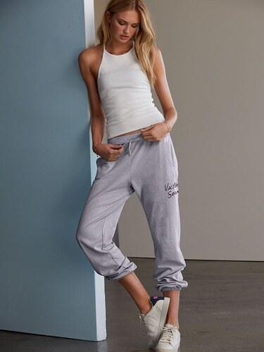 Victoria s Secret dámské tepláky Boyfriend - Glami.cz 056f804ad5
