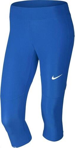 NIKE2 Dámské 3 4 kalhoty Nike Filament Capri L MODRÁ - Glami.cz 39d5628025