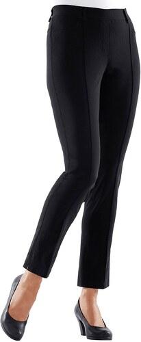 Große Größen: Hose, schwarz, Gr.19-25