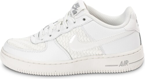 Nike Baskets Air Force 1 Lv8 Low Junior Blanche Enfant