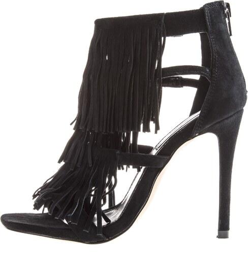 Női Steve Madden Fringly Magassarkú cipő Fekete - Glami.hu 60e029eb02