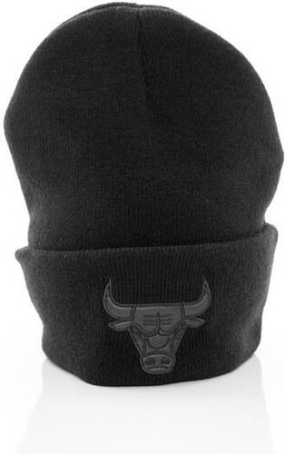 ec4443d4ac5 Mitchell   Ness Zimní čepice Chicago Bulls Black Standardní - Glami.cz