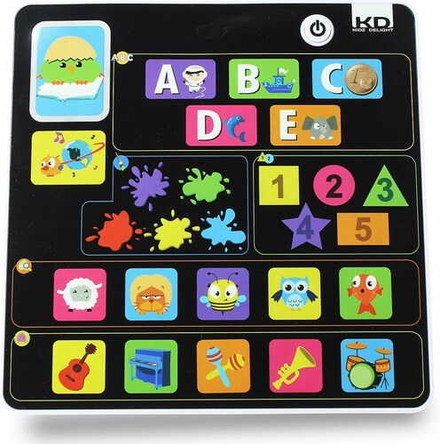 KD Kidz Delight, Kindertablet, »Tech Too Mein erster Tablet PC«