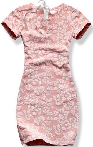 Kleid puder 9622