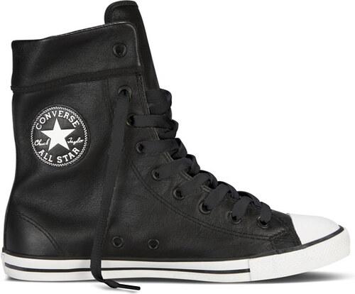036b3c73288 Dámske kožené tenisky Converse All Star Dainty Mole černá - Glami.cz