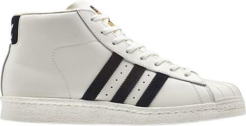 adidas Originals Adidas Superstar Pro Model Vintage DLX bílá - Glami.cz 25ca0880247