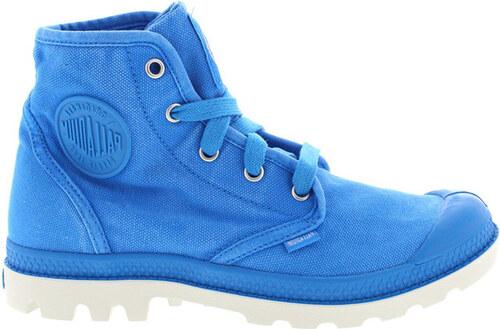 Palladium Pampa Hi W modré 92352-437-M - Glami.cz 01acc1ff1c