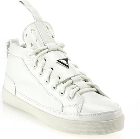 15740c81ffe členkové biele tenisky 008-11W (zx0089) odtiene farieb  biela - Glami.sk