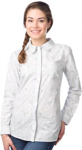 4f553279db81 Brakeburn dámská košile L bílá - Glami.cz