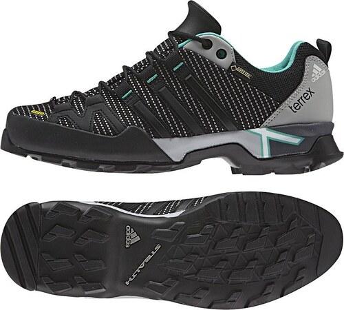 1de6a15bb Dámská obuv Adidas TERREX SCOPE GTX W 42 2/3 ČERNÁ - ŠEDÁ - Glami.cz
