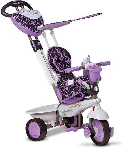 SmarTrike® Dreirad mit verstellbarem Sonnenschutzdach, »Dream 4 Trikes in 1 lila«