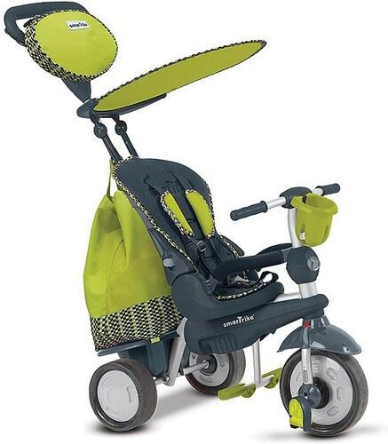 SmarTrike® Dreirad mit abnehmbarem Sonnenschutz, »Splash 5 Trikes in 1 grün«