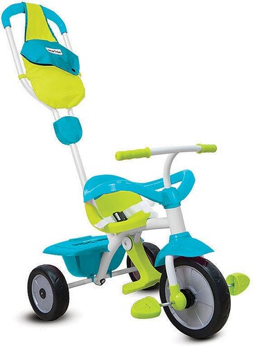 SmarTrike® 3in1 Dreirad, »Play GL blau«