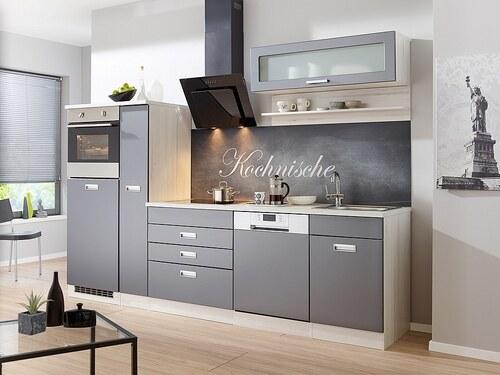 Küchenzeile mit E-Geräten »Fulda, Breite 280 cm«