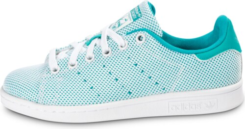 adidas Baskets/Tennis Stan Smith Adicolor Summer Turquoise Femme
