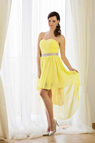 Společenské koktejlové šaty do tanečních pro dívky SANDRA - Glami.cz cec0bd968c