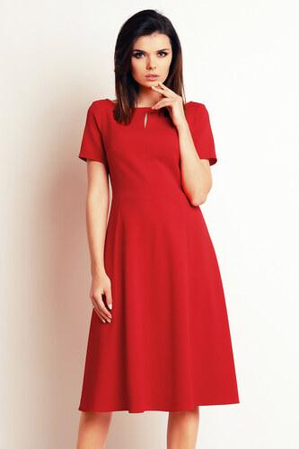 3de44be3ad0a Infinite You Červené šaty M099 - Glami.sk