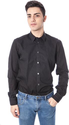 Pánská košile Calvin Klein - M   Černá - Glami.cz 9bb8f617ee