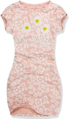 Kleid pink 9653