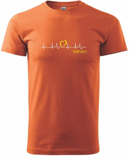 983df5797738 Myshirt Moje srdca bije pre behanie Heavy new - tričko pánske - Glami.sk