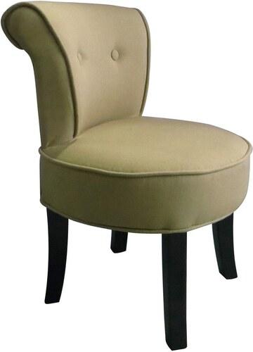 potiron crapaud fauteuil kaki. Black Bedroom Furniture Sets. Home Design Ideas
