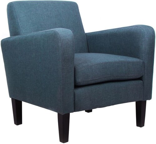 potiron winston fauteuil anthracite. Black Bedroom Furniture Sets. Home Design Ideas
