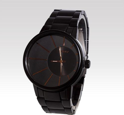 Sinobi Pánské hodinky Shady černé - Glami.cz 4045ab66ed5