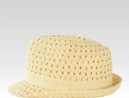 Art of polo Slaměný klobouk Valencia žlutý - Glami.cz 89242f29bb