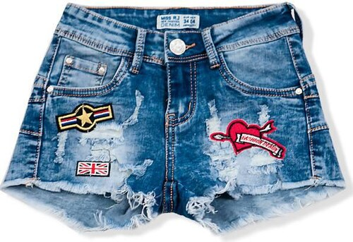 Jeans Shorts 5848