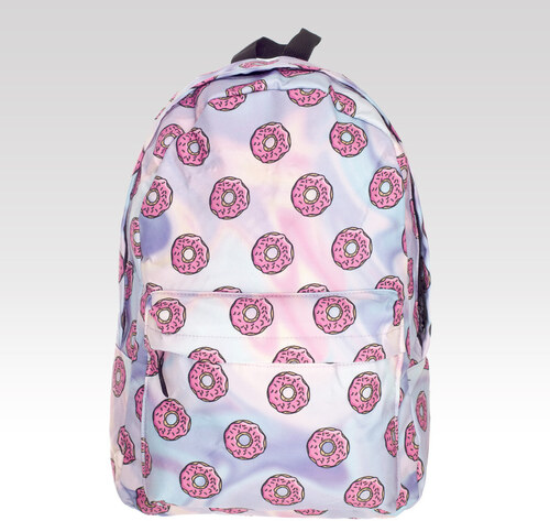 Wayfarer Dámský batoh Holo donut růžový - Glami.cz f747446bc8