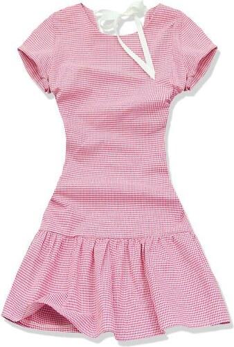 Kleid pink 7197