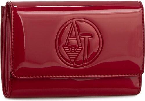 Velká dámská peněženka ARMANI JEANS - 05V12 RJ 24 Rosso - Glami.cz 81959b6004