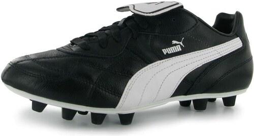 Kopačky Puma Esito Classic FG pán. čiera biela - Glami.sk deb09eaed05